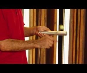 Video ukázka pulzní trubice
