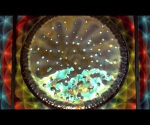 "Gong Earth 50"", 125 cm"